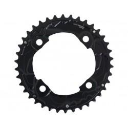 Corona 10 velocità Shimano DEORE FC-M617 38 denti (AZ)