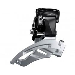 Deragliatore Anteriore 9 velocità Shimano ALTUS FD-M2000 Down-Swing 63-66°