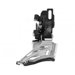 Deragliatore Anteriore 2x10 velocità Shimano DEORE FD-M6025 Down-Swing High Clamp