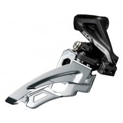 Deragliatore Anteriore 3x10 velocità Shimano SLX FD-M7000 High Side-Swing