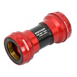Movimento Centrale PF30 Rotor in ceramica 46x30mm rosso