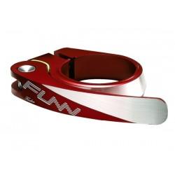 Collarino FUNN Frodon QR 31,8 mm rosso