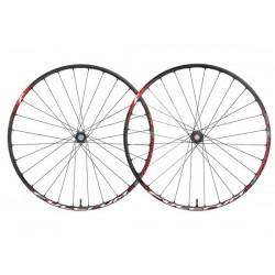 Set ruote 29 Fulcrum Red Passion 3 Disc 6 fori 15x100/12x142