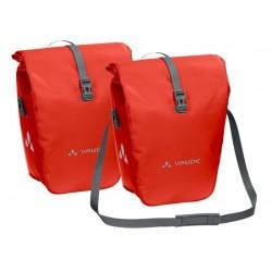 Borse portapacchi Vaude Aqua Back rosso