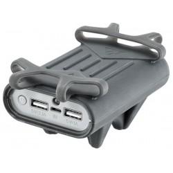Bike Cover per smartphone Topeak con PowerPack