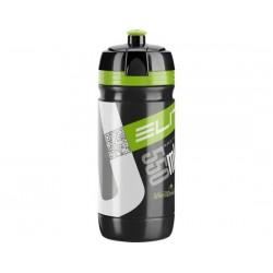 Borraccia Elite Corsa 550ml nero/verde