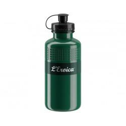 Borraccia Elite Eroica Vintage 500ml verde