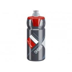 Borraccia Elite Ombra 550ml grigio/rosso