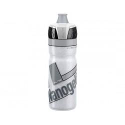 Borraccia termica Elite Nanogelite 4H 650ml bianco/grigio