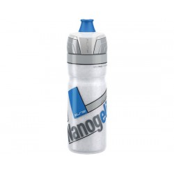 Borraccia termica Elite Nanogelite 4H 500ml bianco/blu