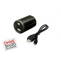 Caricabetterie Cateye USB 2-Way Charge
