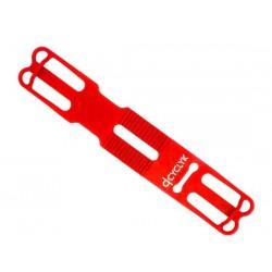 Supporto universale per Smartphone Cyclyk Silicone rosso