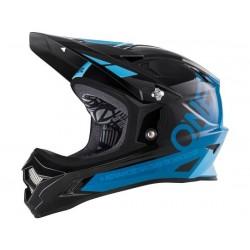 Casco DH/FR O'Neal Backflip RL2 Bungarra taglia S (55-56 cm) nero/blu