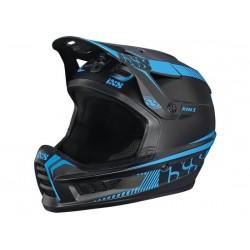 Casco DH/FR IXS XACT taglia M/L (57-59 cm) nero/blu