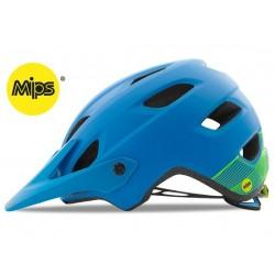 Casco MTB Giro Chronicle Mips taglia M (55-59 cm) blu opaco