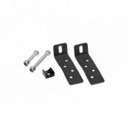 Hebie, Accessori per parafanghi, Set di montaggio per parafanghi, Nr. 0799 01, lunghezza angolare: 80mm, larghezza angolare: 25m