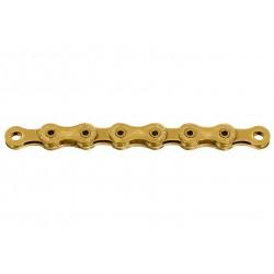SunRace, Catene, CN12H 12-vel., pin catena fresati,rivestimento in titanium-nitrid