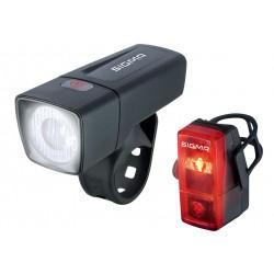 Sigma Sport, Impianto illuminazione, AURA 25 / CUBIC K-SET