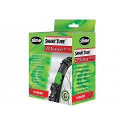 """SLiME, Camere d'aria, AV, 27,5 x 1.90 - 2.125"""" (48/57-699mm) Slime Smart Tube"""