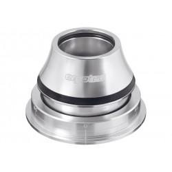 Ergotec, Serie sterzo, A118SAC-ES 1.5, Taper 1 1/8'' in alto - 1,5 '' in basso, misure: 28.6/44.0/55.99/39.76mm, altezza: 36,2mm