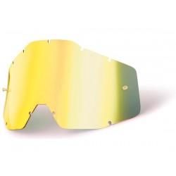 Lenti di ricambio100% Anti Fog Mirror oro