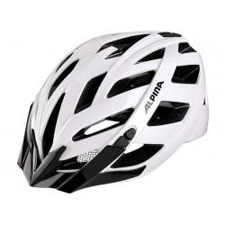 Casco City/Trekking Alpina Panoma Classic 56 - 59 cm bianco