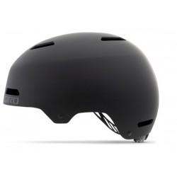 Casco Dirt/Skate Giro Quarter FS taglia S (51-55 cm) nero opaco