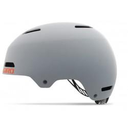 Casco Dirt/Skate Giro Quarter FS taglia L (59-63 cm) grigio opaco