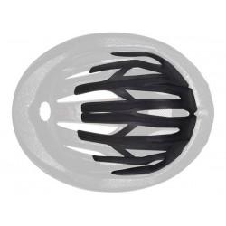 Inserti di ricambio Mavic per casco Aksium Elite / Crossride SL Elite taglia S/M nero