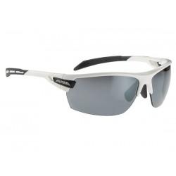 Occhiali Alpina TRISCRAY bianco/nero