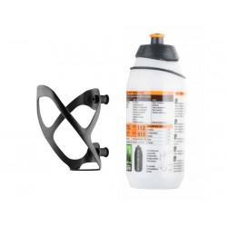 Set Borraccia e portaborraccia Tune Wassertrager 2.0 Carbon