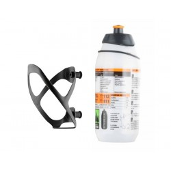 Set Borraccia e portaborraccia Tune Wassertrager 2.0 Carbon 500ml
