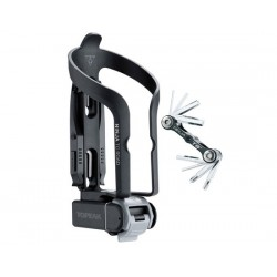 Portaborraccia Topeak Ninja TC incluso Tools