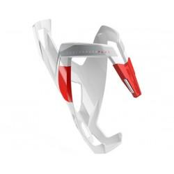 Portaborraccia Elite Custom Race Plus bianco/rosso
