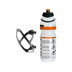 Kit borraccia e portaborraccia Tune Wasserträger 2.0 Carbon 750ml