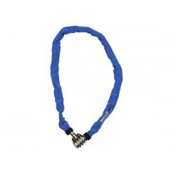 Catena con lucchetto Kryptonite Keeper 465 Combo blu