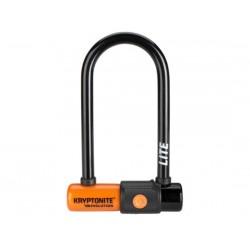 Lucchetto U-Lock Kryptonite Evolution™ LITE Mini-6 nero/arancione