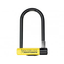Lucchetto U-Lock Kryptonite New York Lock Standard con supporto telaio Flexframe