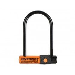 Lucchetto U-Lock Kryptonite Evolution™ Messenger Mini arancione/nero