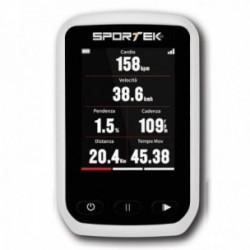 SPORTEK CICLOCOMPUTER GPS SPORTEK T100 BIANCO