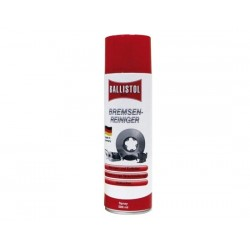 Ballistolpulitore dischi freno 500 ml