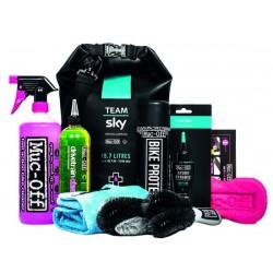 Muc-Off X Team Sky Drybag kit di pulizia