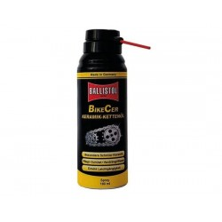 Lubrificante per catena Ballistol BikeCer 100ml spray