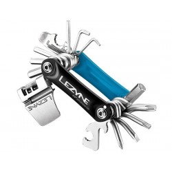 Multitool Lezyne RAP-20 nero/blu