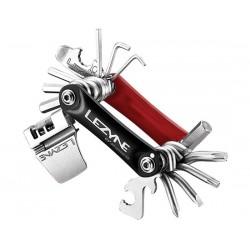 Multitool Lezyne RAP-20 rosso/nero