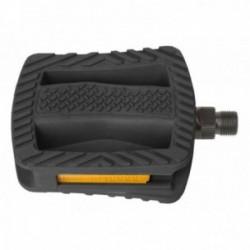 M-WAVE pedali per trekking Ryza in materiale ecologico 98x80mm nero