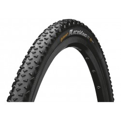 Continental, Coperture, Race King CX Performance, 35-622 (700x35C), pieghevole, Farbe: nero, Performance, PureGrip-Compound, pes