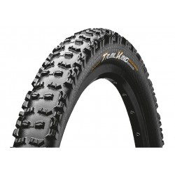 Continental, Coperture, Trail King 2.2, 55-584, 27.5 x 2.2, ProTection Apex, nero/nero Skin pieghevole, Tubeless Ready, BlackChi