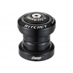 """Ritchey, Serie sterzo, Comp Logic Threadless Headset 1 1/8"""", 1 1/8"""" Ahead, calotte in alluminio, Stack: 30.2mm, acciaio, colore"""