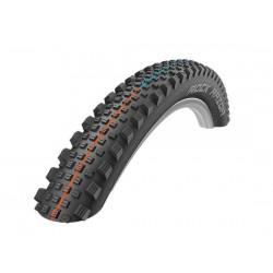 Pneumatico pieghevole Schwalbe Rock Razor Evo Addix 27.5x2.35 SnakeSkin TLEasy SpeedGripstriscia blu